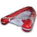 Bateau gonflable de fibre de verre CE RIB-390 crusing yacht