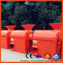 Chicken Manure Fertilizer Crushing Machine