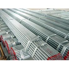 Tubo de acero galvanizado en caliente de primera calidad para andamios