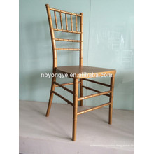 Оптовый металлический стул chivari tiffany для свадьбы