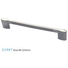 Hardware da mobília da liga do zinco puxa o punho do armário (21907)