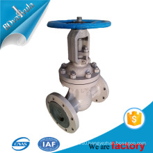 BD VALVULA casted standard / non standard gate structure valve with hand wheel