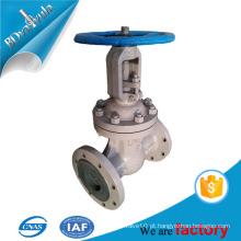 BD VALVULA casted padrão / não padrão porta estrutura válvula com roda de mão