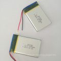 Best Quality Li-Polymer Li-ion Battery 3.7V 503759