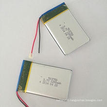1200mAh Battery 3.7V Polymer Li-ion Battery Li-Polymer Battery 503759