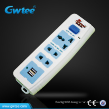 Hot selling universal usb electrical wall switch socket