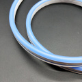 Mini Blue color 12V flex neon- tube lights