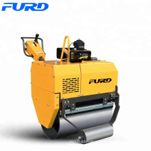 Hydraulic Pump Walk Behind Single Drum Soil Roller FYL-750