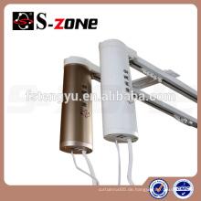 Stummschalt-Doppelöffnungs-Motor für elektrischen Vorhang