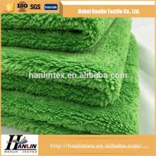 Logotipo atacado impresso personalizado tingido toalha de banho tecido de microfibra com roupão de arco