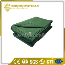 Olive Camping 100% Polyester Toile Tarp