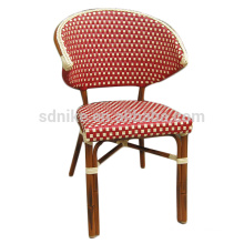 DC- (149) Moderne, preiswerte Korbweide-Rattan-Stühle / farbige Korbstühle