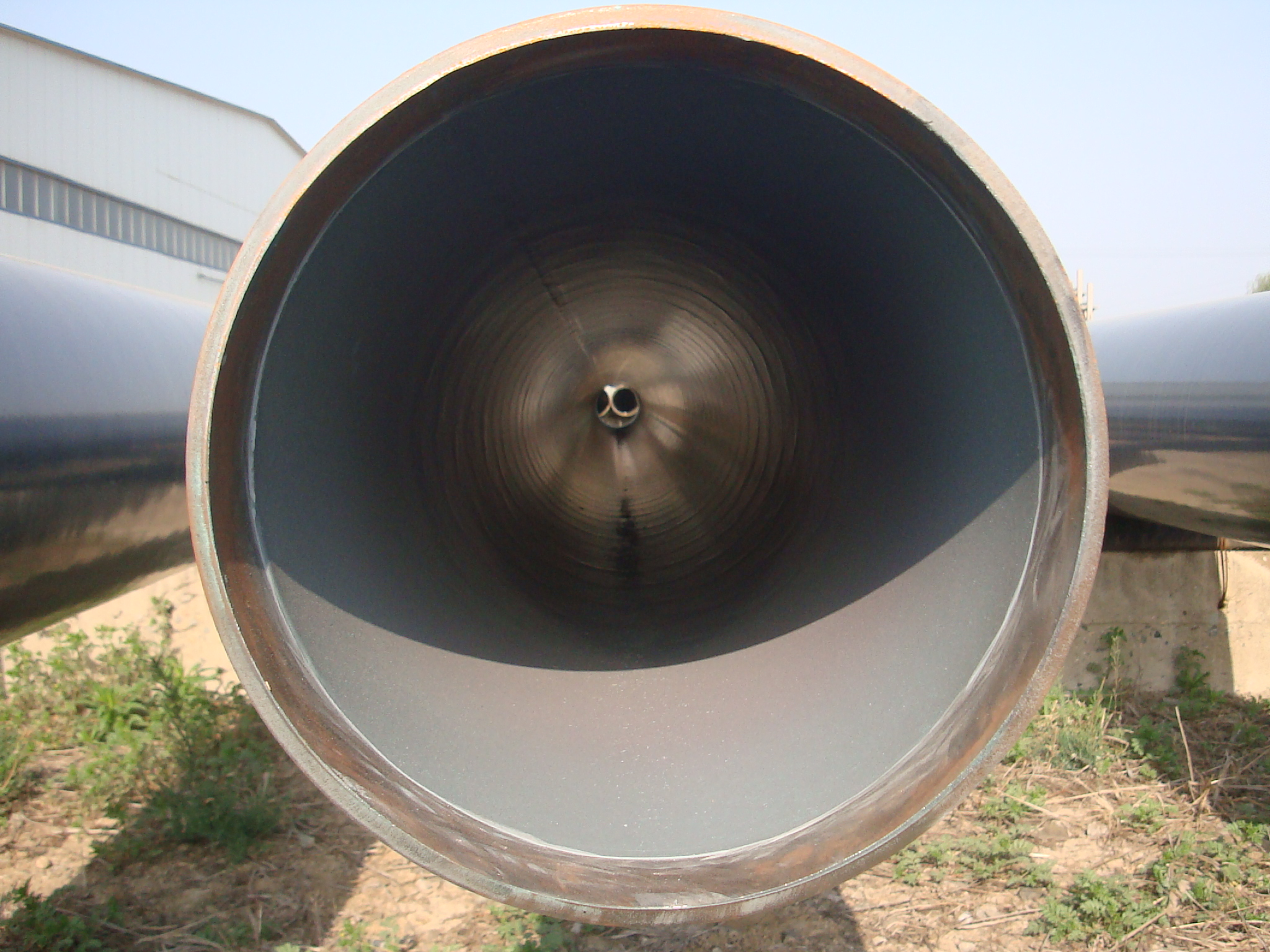 Internal FBE Coated ERW Pipe of Carbon Steel
