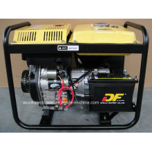 2kVA KAIAO Electric Starting Diesel Generator Set Open Type Generator