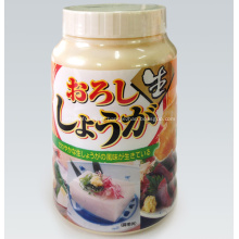 Bottle Seasoning Flavored Ginger Puree