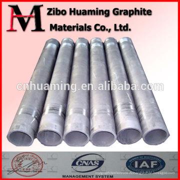 Графитовые трубы для печей/графит трубы применяются для отопления, защитный кожух