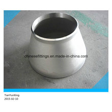 Réducteur concentrique sans soudure en acier inoxydable Sch40 en soudure Butt