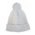 Pure Color Blank Kids Sombreros de invierno