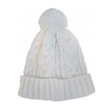 Pure Color Blank Chapeaux d'hiver pour enfants