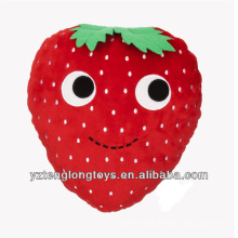 Lovely colorful stuffed strawberry plush toy plush strawberry