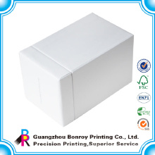 Guangzhou supplier lid and base for luxury and elegant perfume storage box