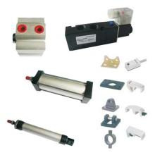 Solenoid Valve & Cylinder