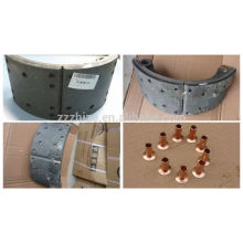 top quality application brake shoe / spare parts