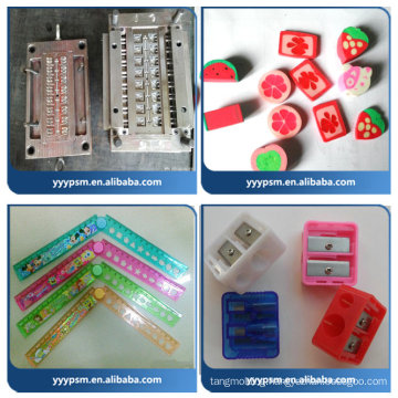 High polish plastic office stationery injection mould