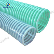 Corrugated+outer+surface+PVC+helix+suction+hose