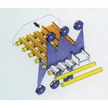 Kugelstrahl-Reinigungsmaschine Crawler Abrator