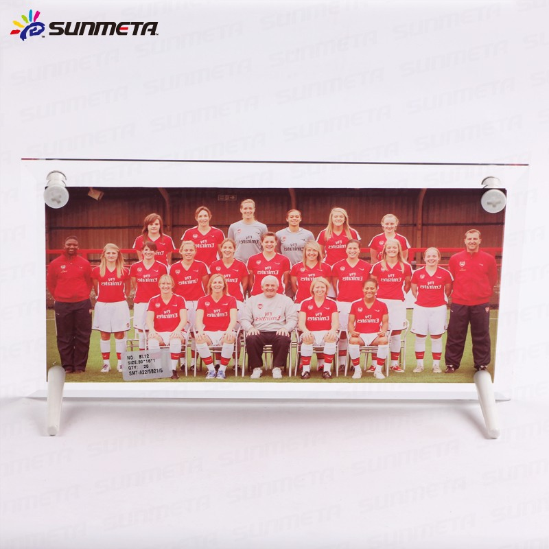 FREESUB Sublimation Heat Transfer Photo Glass Print