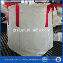 Bolsa de Tonner - Bulk Bag en China, bolsas de 1 tonelada para arena / suelo