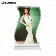 sublimation crystal photo BXP05 Water Ripple Cup 120*200*50 mm