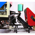 Full-automatic corn silage square baler machine