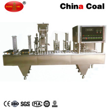 Automatic Coffee Capsule Liquid Filling Packaging Machine
