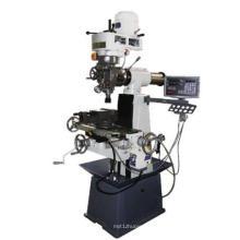 Milling machine  5 axis cnc milling machining universal vertical turret milling machine