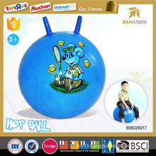 Top sale 38CM high bouncing ball toy for children