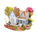 Puzzle 3D Full House