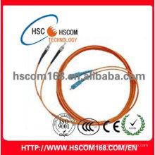 LC-SC Дуплексный оптоволоконный патч-корд