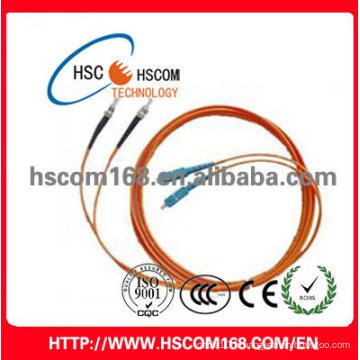 Cordon de correction LC-SC Duplex Fibre Optique