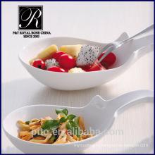 P & T fábrica de porcelana chaozhou tigelas diversificada, tigelas de salada de sopa