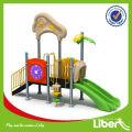 Diapositives spirales en tube de plein air de haute qualité pour enfants (LE.YG.007)