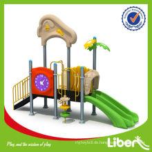 Hochwertige Outdoor Spielplatz Tube Spiral Slides für Kinder (LE.YG.007)