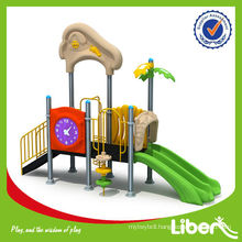 High Quality Outdoor Playground Tube Spiral Slides For Kids( LE.YG.007)