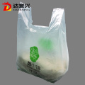 hot sell cheap hdpe packing plastic vest bags/t-shirt bag with good quality