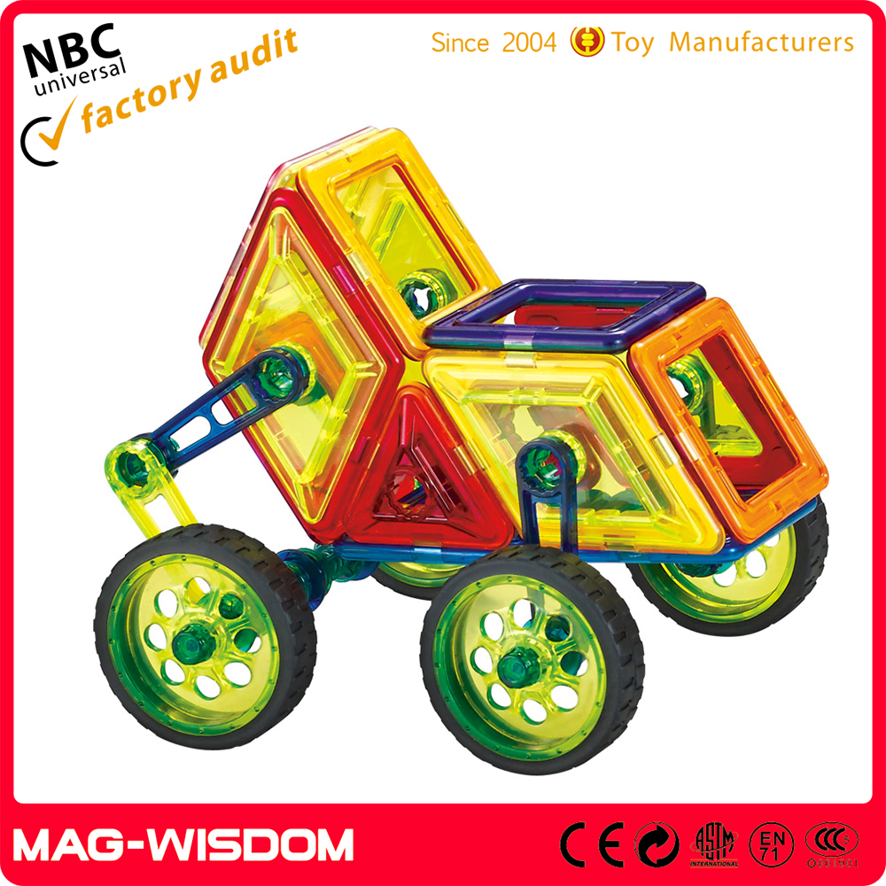 MAG-WISDOM New Design Magnetic Educational Blocks