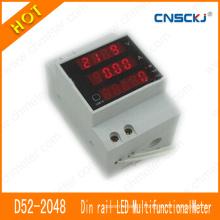 2015 Digital Intelligent Ampere Voltage Combined Meter