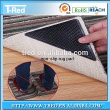Nueva llegada alfombra respetuosa con el medio ambiente alfombras antideslizantes ruggies