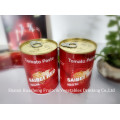 800g 28% -30% Pasta de tomate em conserva