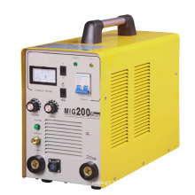 CO2-Schild-Schweißmaschine bei MIG200fs für schwere Industrie